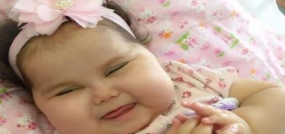Foto: TV Record - Sofia tinha 1 ano e 8 meses