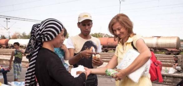 Lenche Zdrakini credit foto UNHCR