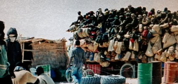 Les migrations africaines de façon massive ?
