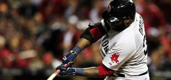 Ortiz tiene 34 home runs en la temporada