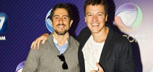 Rodrigo Faro e Marcos Mion farão programa de Xuxa
