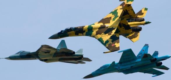 Avioane ruseşti de ultimă generaţie