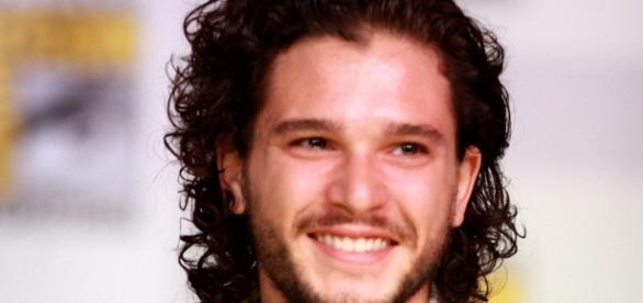 Jon Snow è interpretato da Kit Harington