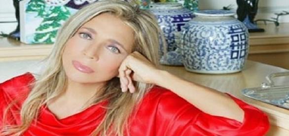 Mara Venier Striscia la Notizia-foto La Nostra Tv
