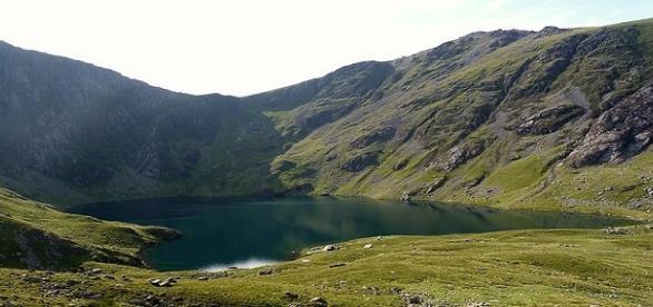 Região de Snowdonia, País de Gales