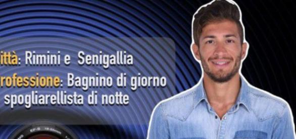Roberto Goffredi parteciperà al Grande Fratello 14