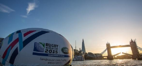 The Rugby World Cup kicks off at Twickenham