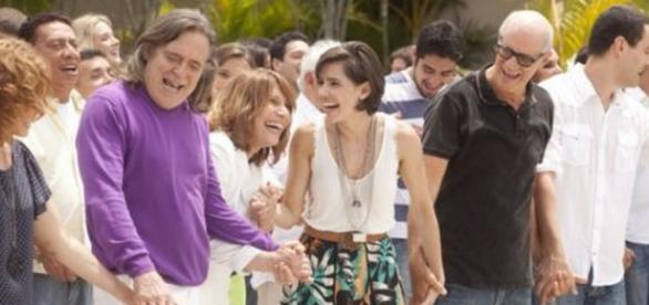 Atores da Globo são fãs de 'Os Dez Mandamentos'