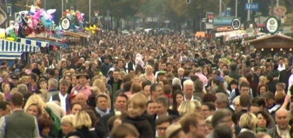 Das 182. Oktoberfest startet am 19. September 2015