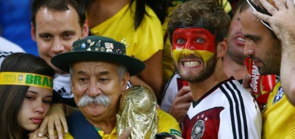 Gaúcho da Copa presenciou o sofrimento em 2014