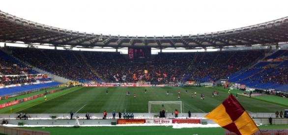 O Estádio Olímpico recebe o Roma-Barcelona