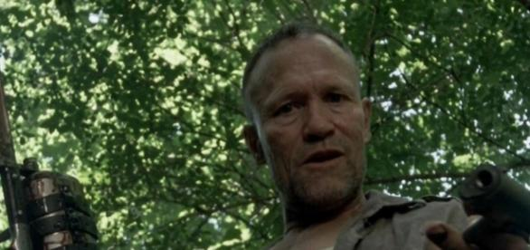 The Walking Dead 6, nella foto Merle Dixon