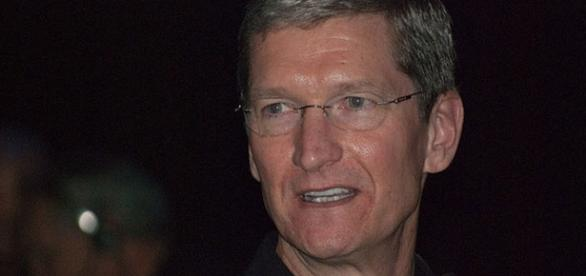 Tim Cook, CEO della Apple (foto: Wikipedia)