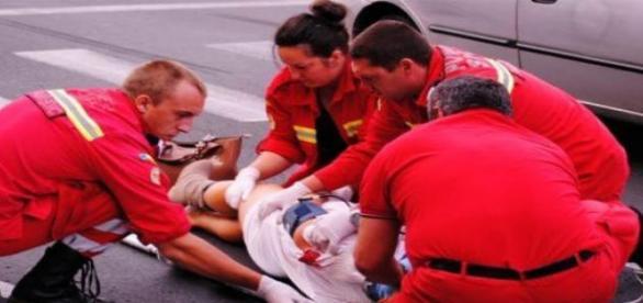 Accident: Copil spulberat de un vitezoman