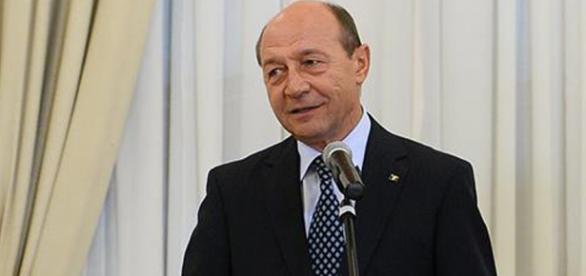 Fostul președinte Traian Băsescu