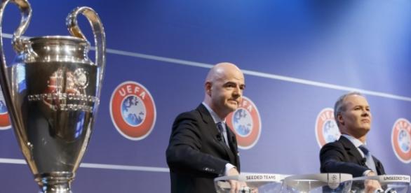 UEFA iși dorește o nouă competiție internațională