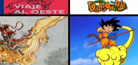 Comparacion de Sun Wukong con Goku