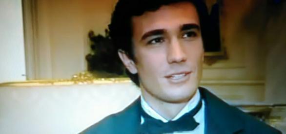 Pietro Neri protagonista serie tv.