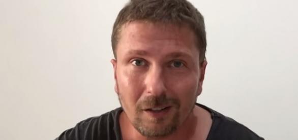 Anatolij Szarij - niezależny dziennikarz z Ukrainy