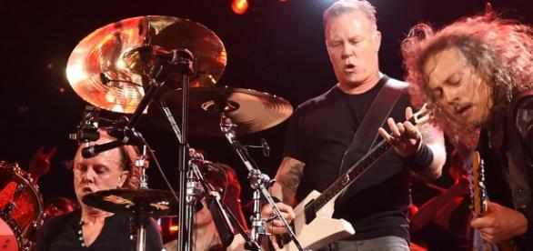 Metallica se apresenta pela terceira vez no RIR