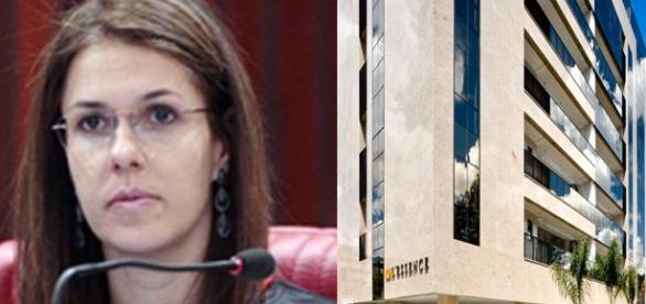 Ministra do TSE Luciana Christina Guimarães Lóssio