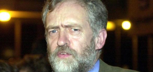 New UK Labour party leader Jeremy Corbyn