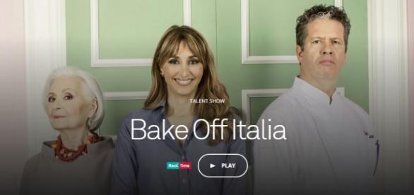 Replica streaming Bake Off Italia del 18 settembre