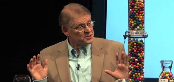 Roy Beck tłumaczy problem imigracji