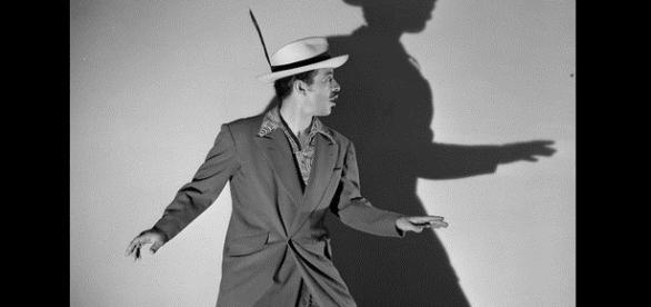 Tin tan, el Pachuco a luz y sombra