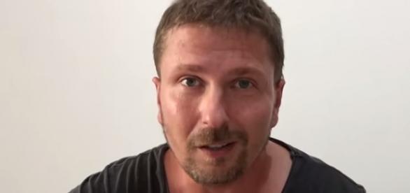 Ukraiński dziennikarz Anatolij Szarij