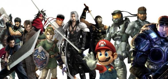 Video-Juegos de combates y estrategias