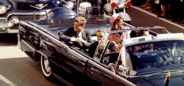 Ziua asasinarii presedintelui John F. Kennedy