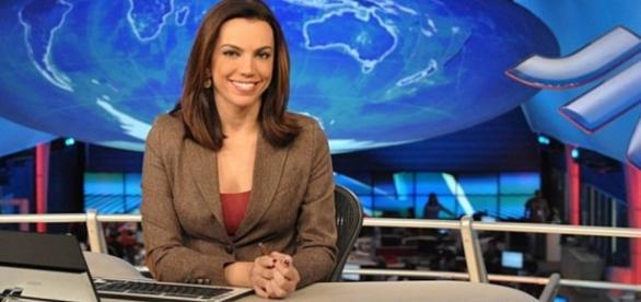 Ana Paula Araújo substitui Poliana Abritta