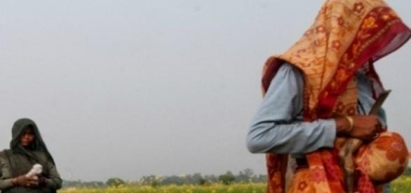 Irmãs foram condenadas a serem estupradas