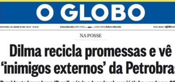 Jornais do Grupo Globo promovem demissão em massa