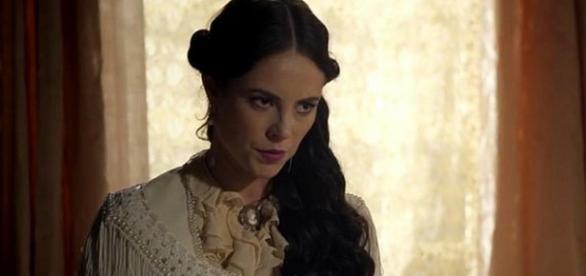 Melissa matou a mulher de Felipe em novela