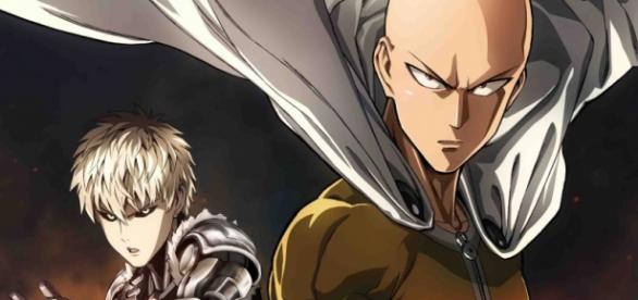 One Punch Man serie que hace furor en Japón