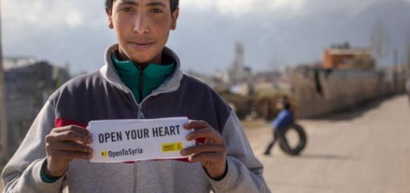 Pedido de um Sírio ao mundo...