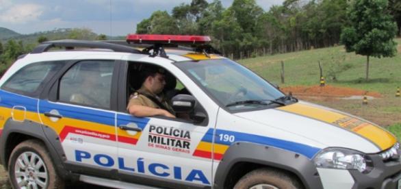 policia de Nova Serrana foto:web