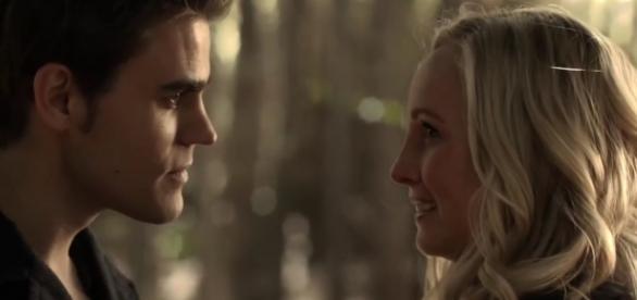 The Vampire Diaries: Stefan e Caroline