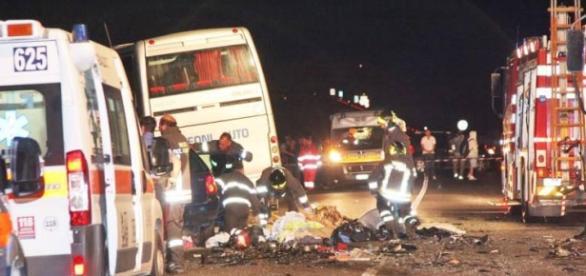 Doi români şi-au pierdut viaţa