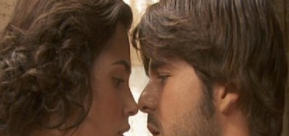 Emilia e Alfonso in crisi Il Segreto