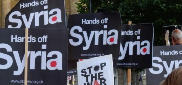 Kto jest prowodyrem wojny w Syrii - różne opinie.