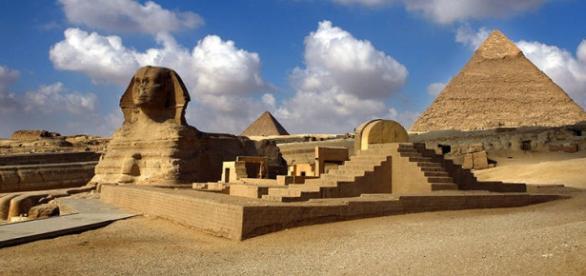 O faraó Tutankamon terá seu túmulo restaurado.