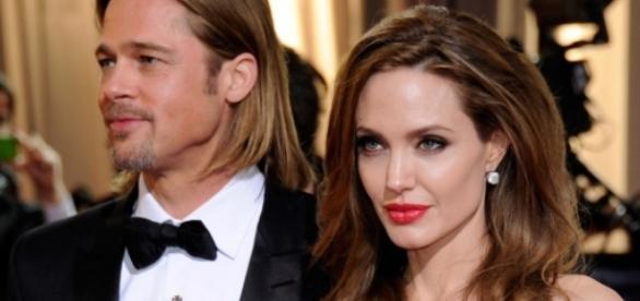 Rumores sobre divórcio de Jolie e Pitt