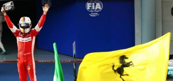 Sebastian Vettel, galop de sănătate în Malaesia