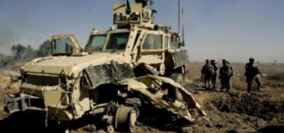 Trei militari români au fost răniți în Afganistan