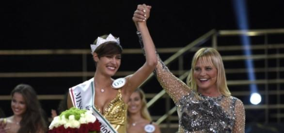 Alice Sabatini eletta Miss Italia 2015