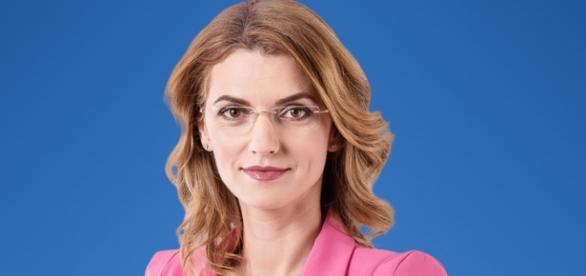 Alina Gorghiu mizează pe votul altor partide