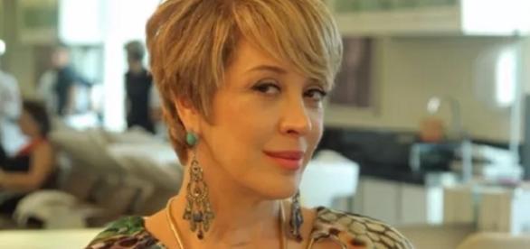 Cláudia Raia viveu Samantha em 'Alto Astral'